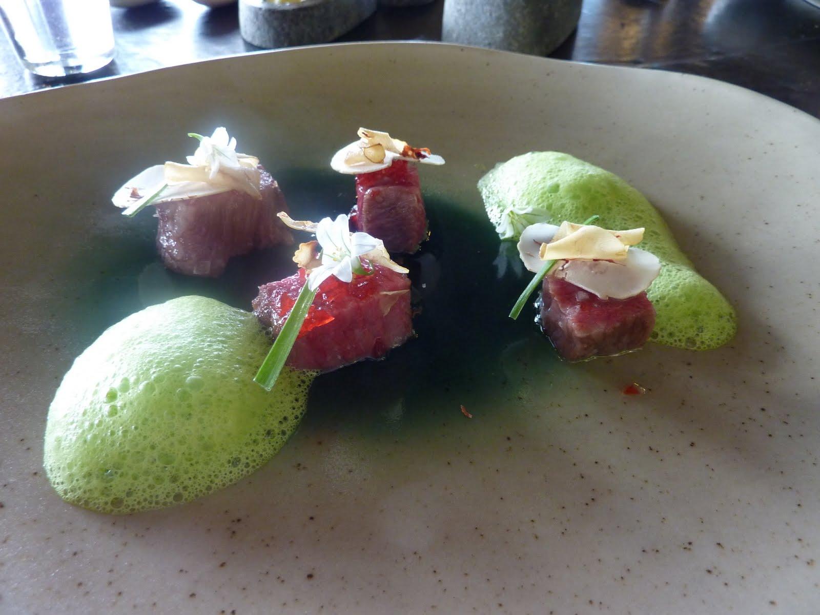 Vue de monde melbourne australia the glasgow food blog for Australian cuisine melbourne