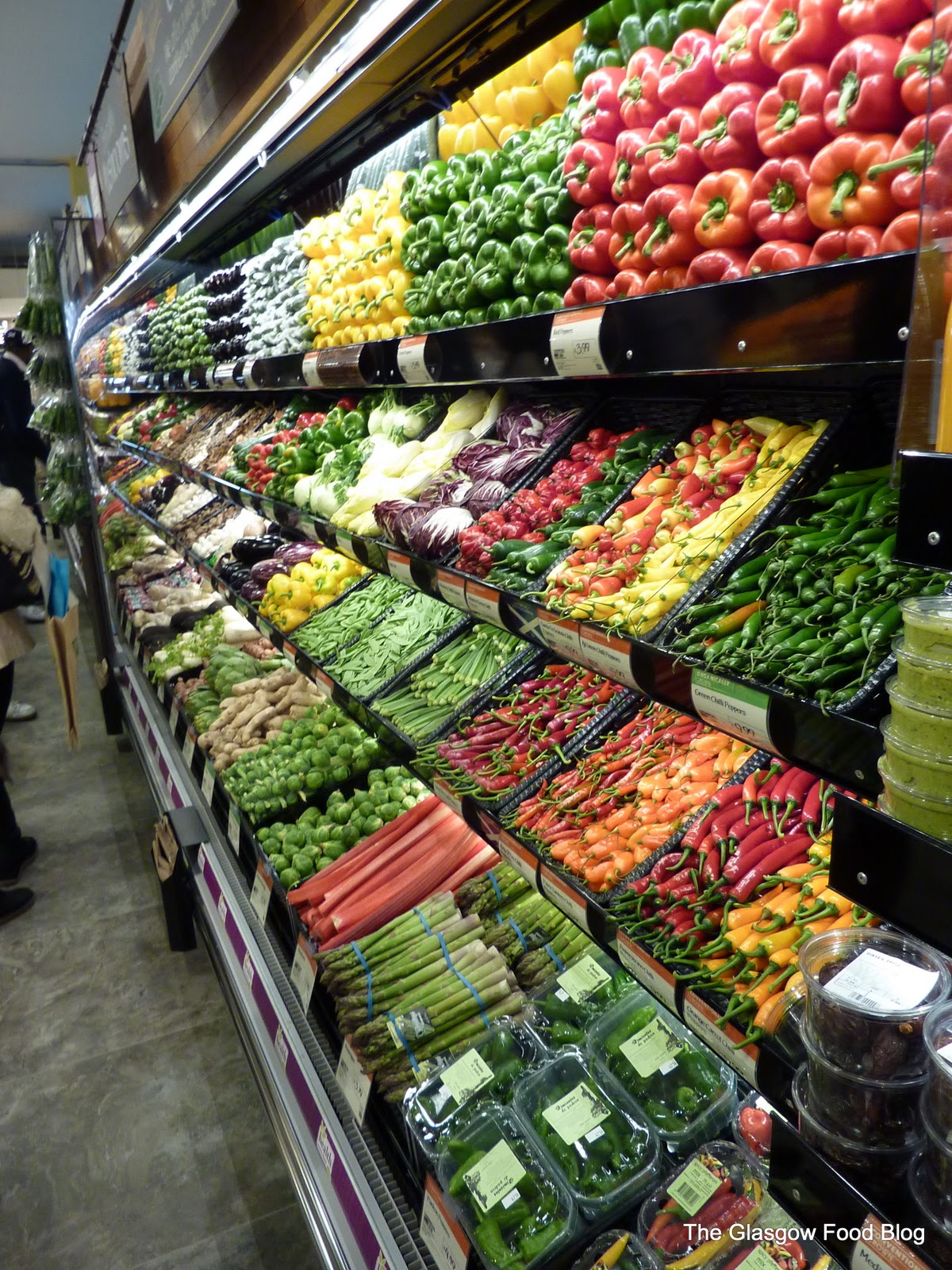 The Whole Food Market Glasgow